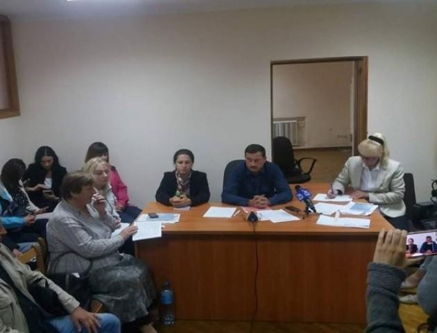 Леонід Будцев хоче покарати членів виборчкому за прогули