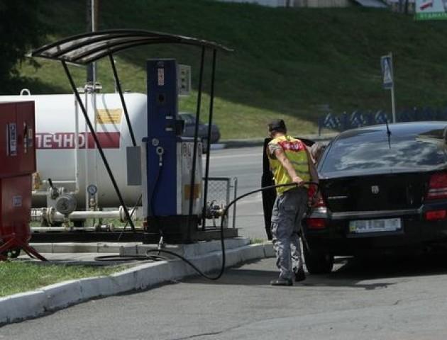 Ціни на автогаз в Україні побили рекорд