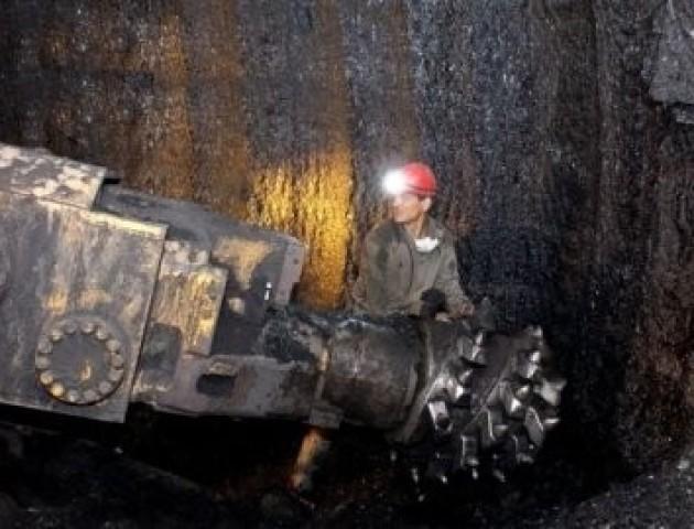Волинську шахту оновили обладнанням з окупованих територій