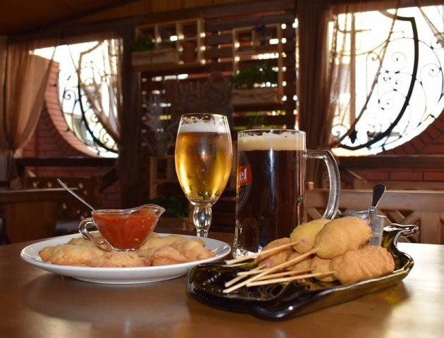 Паб «Лучеськ» пропонує апетитну закуску до пива