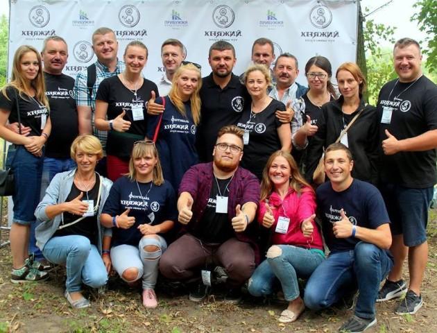 Фестиваль «КНЯЖИЙ» у Володимирі за два дні зібрав 9 тисяч гостей