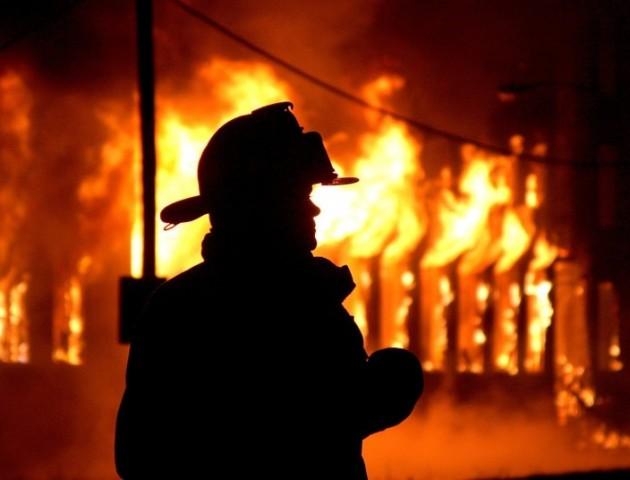 Все згоріло дотла: пожежа на Волині