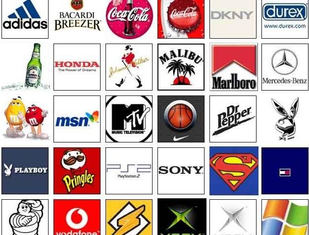 Як виникли логотипи найвідоміших компаній: цікаві факти