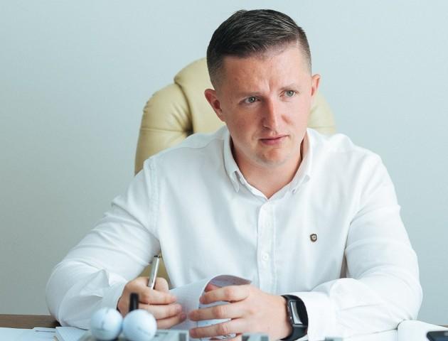 Україна буде найсильнішою, найгарнішою та найуспішнішою, - волинський забудовник Андрій Разумовський