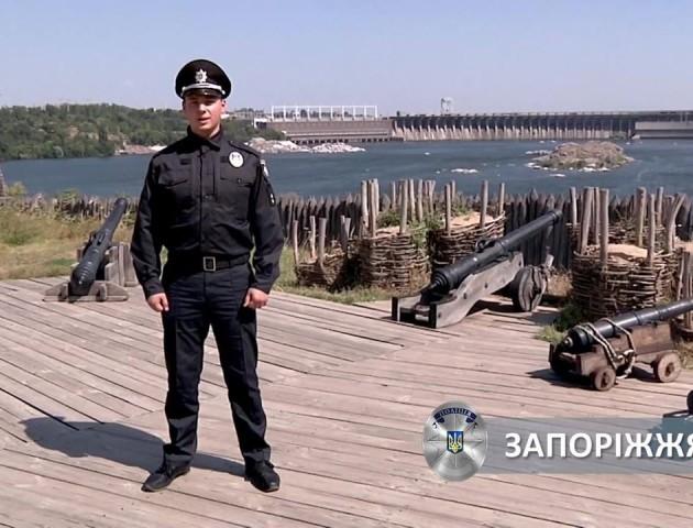 Поліцейські з різних куточків країни привітали Україну з 26-річчям. ВІДЕО