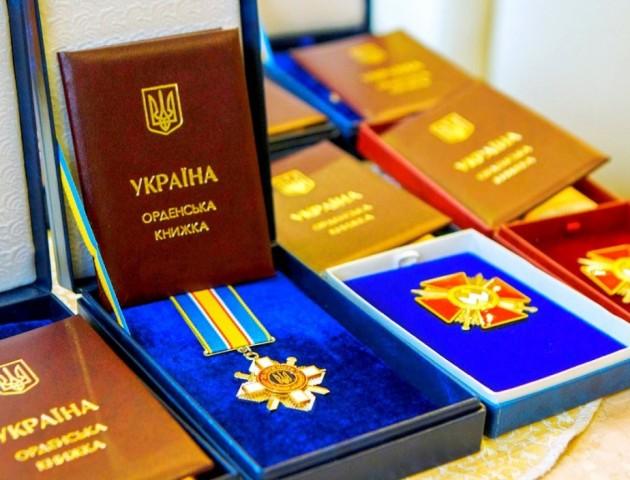 Волонтера та бійця з Волині Василя Гупалика нагородили державним орденом