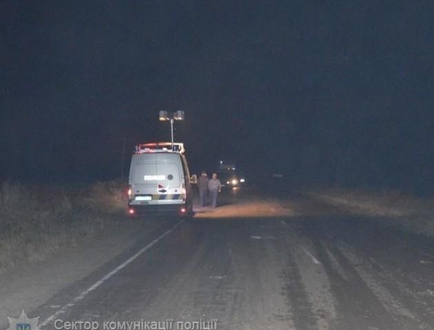 У ДТП на Волині авто злетіло у кювет. Є загиблі