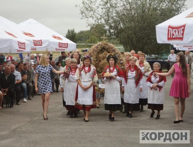 Як волиняни відзначали колоритні обжинки у Польщі. ФОТО
