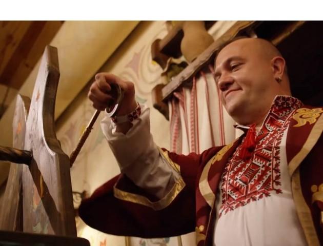 Опублікували фото зйомок Волинського народного хору у фільмі «Слуга народу-2»