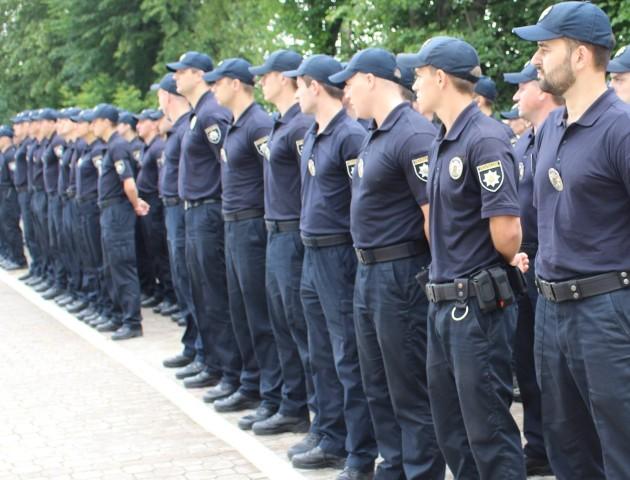 Ази патрульної справи освоюватимуть 40 хлопців та 8 дівчат з Волині