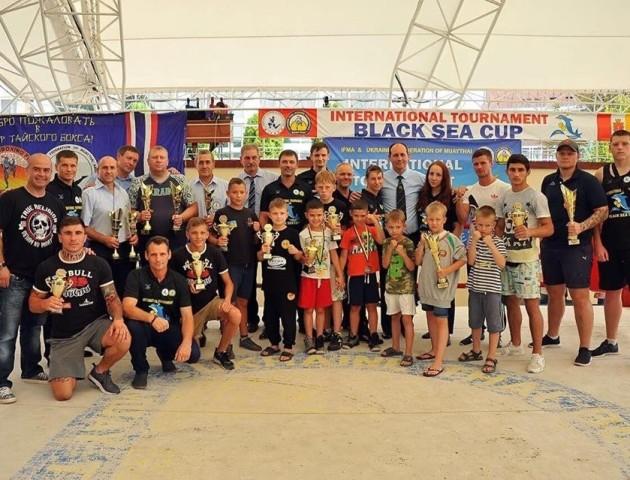 Волинські боксери повернулися з перемогою з міжнародного турніру «Кубок Чорного моря»