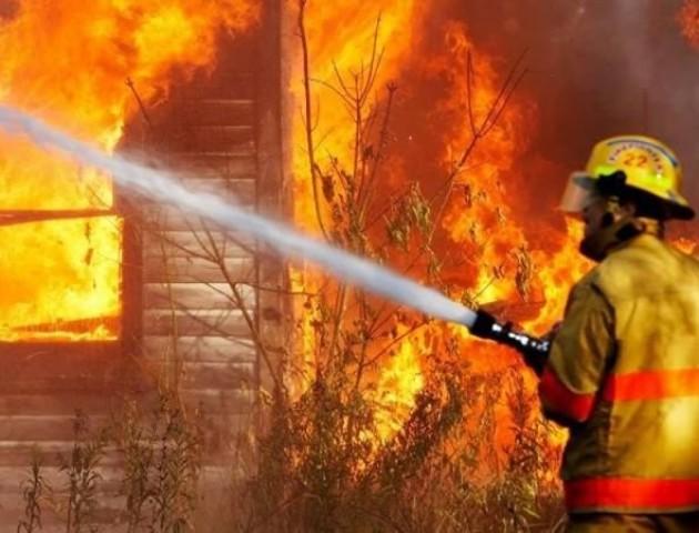 Через несправну проводку на Волині за добу палали два житлових будинки