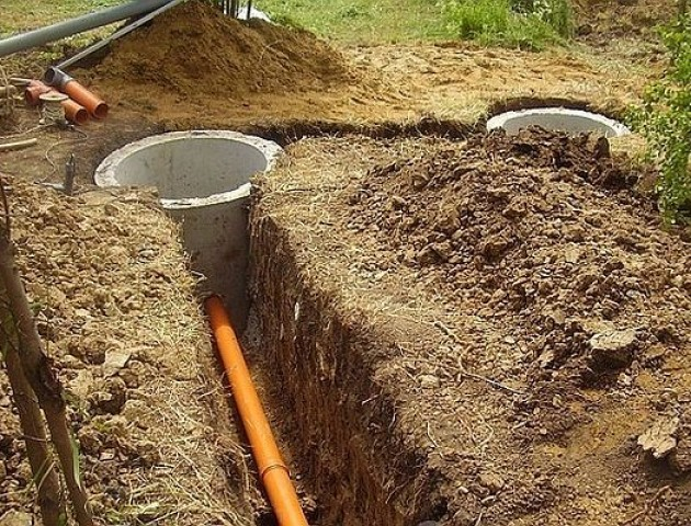 Коли завершать будівництво каналізації у мікрорайоні Вересневе