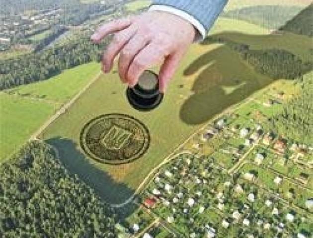 Землями за межами населених пунктів повинні розпоряджатися громади