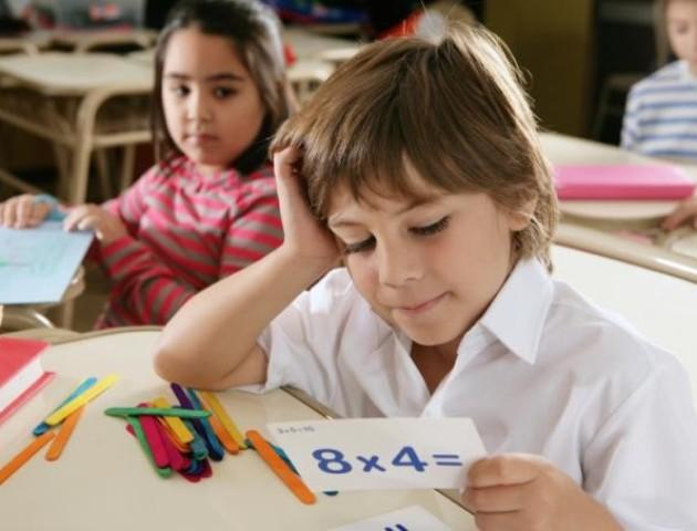 Як швидко та весело вивчити таблицю множення з дитиною