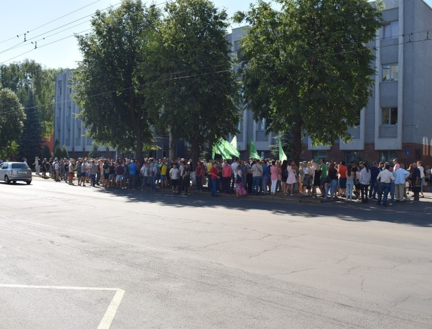 Мітинг біля СБУ: Тиводара хочуть взяти на поруки