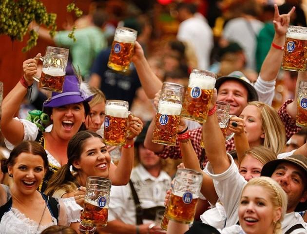 Лучан запрошують скуштувати німецького пива