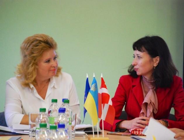 У Луцьку представники волинських ОТГ обговорили реформи децентралізації в галузі культури