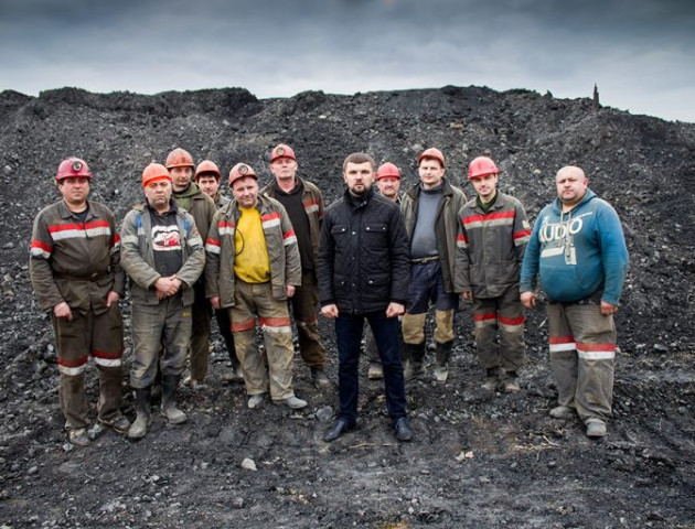 «Готовий очолити страйком шахтарів і організувати їхній мирний похід до Києва», – Ігор Гузь