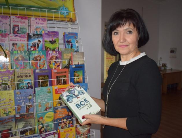 Бібліотека – це вже не книгозбірня, а творчий простір, - луцька бібліотекарка Ніна Бочарова