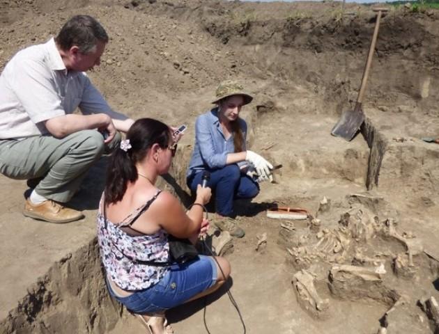 Топ-5 знахідок українських археологів у 2017 році