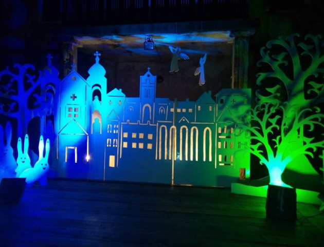 Зимова казка: у Голобах відкрили «новорічне містeчко»