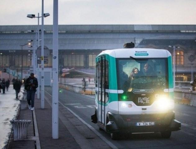Громадський транспорт майбутнього. ВІДЕО