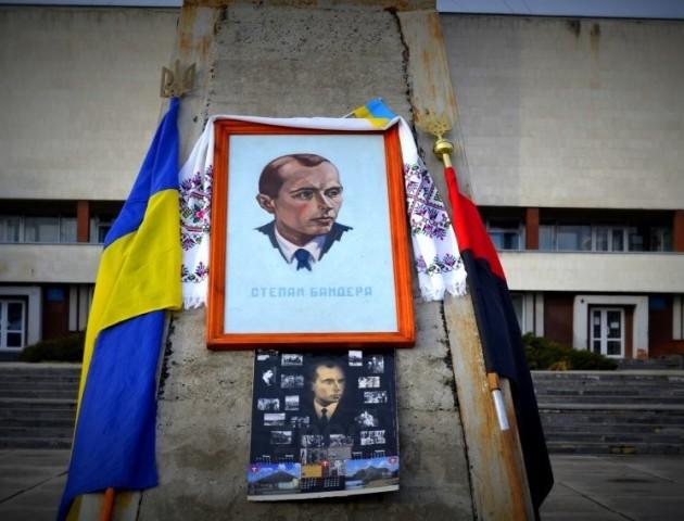 У Луцьку відзначили 109-ту річницю народження Степана Бандери (ФОТО)