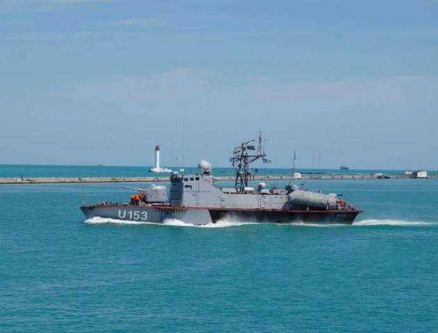 Під Новий рік українські моряки обстріляли контрабандистів наркотиків