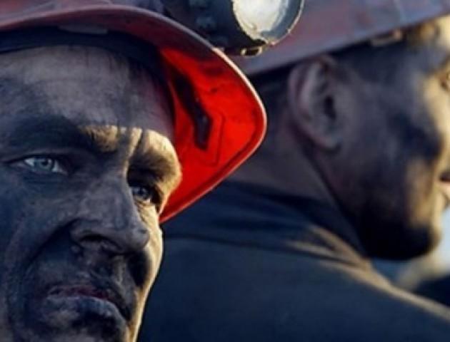 Гірники волинської шахти №9 досі без зарплати за серпень. ВІДЕО