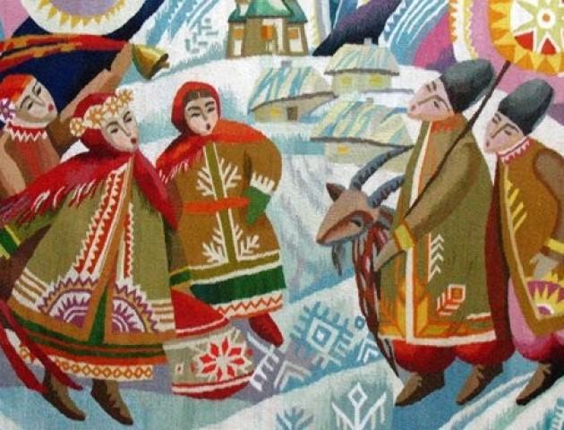 На Волині Старий Новий рік зустрінуть з морозами. ВІДЕО