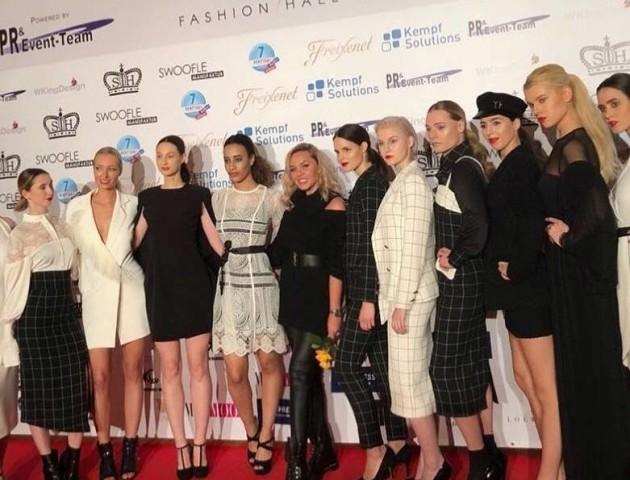 Волинська дизайнерка презентувала свою нову колекцію на німецькому тижні моди