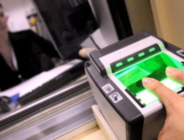 Біометричний контроль на кордоні України. ВІДЕО