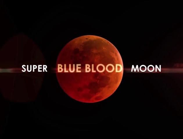 Коли виглядати перший за 150 років супермісяць і його затемнення. Відео