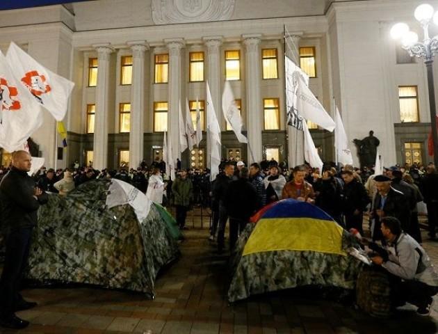 """Саакашвілі просить координувати акції, щоб не було """"міхомайданів"""""""