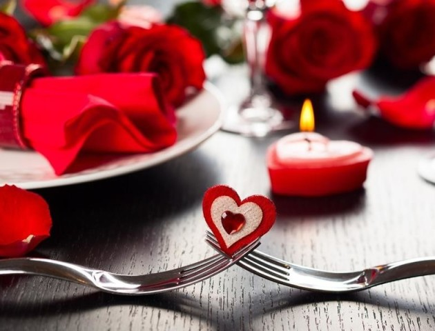 Луцький ресторан запрошує на свято кохання