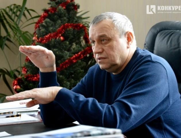 Андрій Турак звітує  перед виборцями