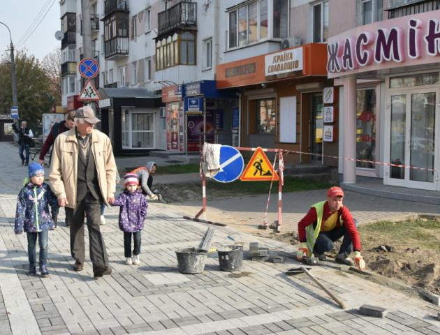 Коли завершать ремонт вулиць у Луцьку
