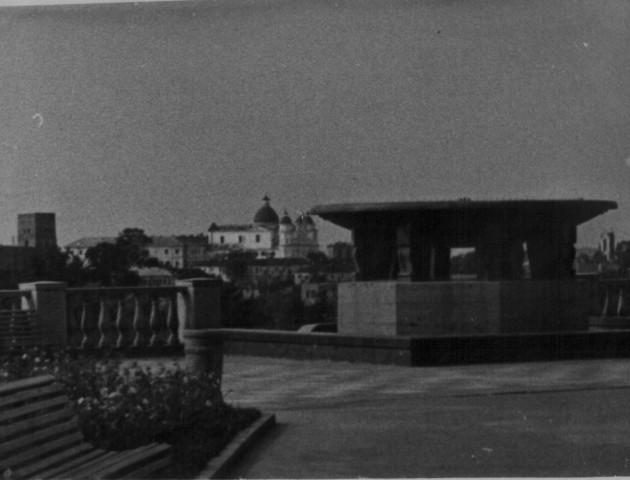 Луцьк у 60-х: показали панорамні ретрофото