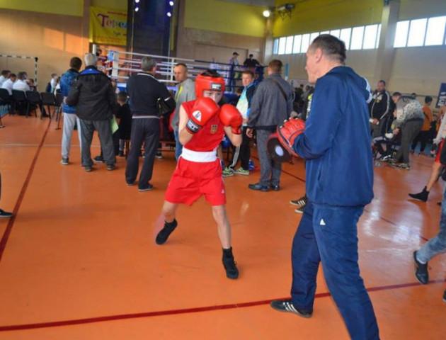 Юний боксер з Волині став чемпіоном України