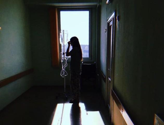 Онкохвора лучанка розповіла, як дізналася про свій діагноз