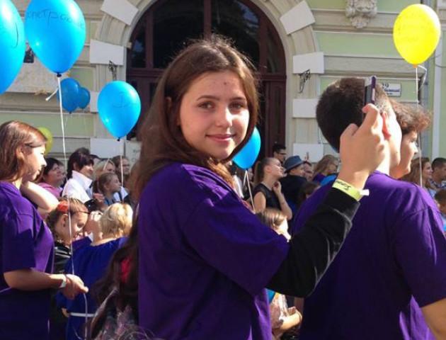 Школярка з Волині - краща юна авторка України