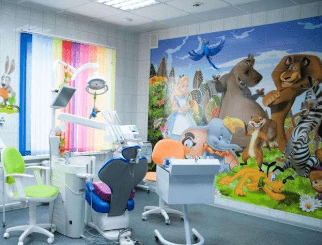 У Луцьку пропонують облаштувати стоматкабінет для лікування дітей з інвалідністю