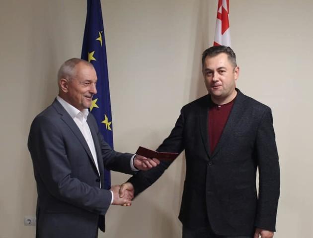 Ректор Луцького НТУ став радником Савченка