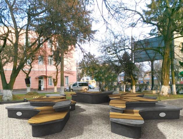 У Луцьку хочуть облаштувати сквер на честь загиблих правоохоронців
