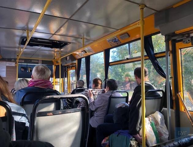 У райцентрі на Волині перевізники вимагають підвищити вартість проїзду у маршрутках
