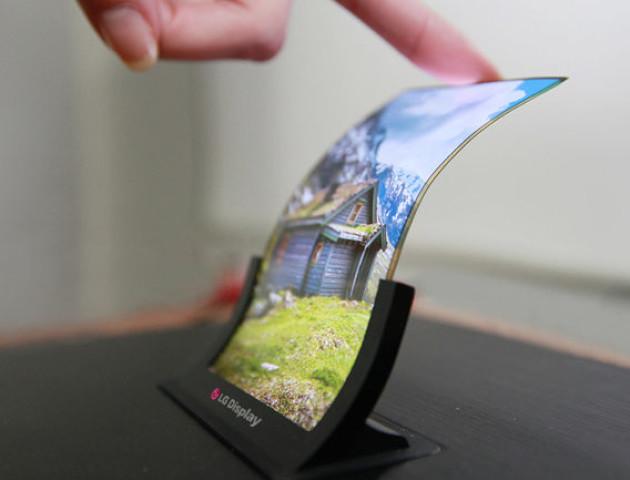Вчені створили екран для смартфонів найближчого майбутнього