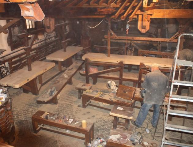 Показали фото ремонту легендарного луцького рок-пабу