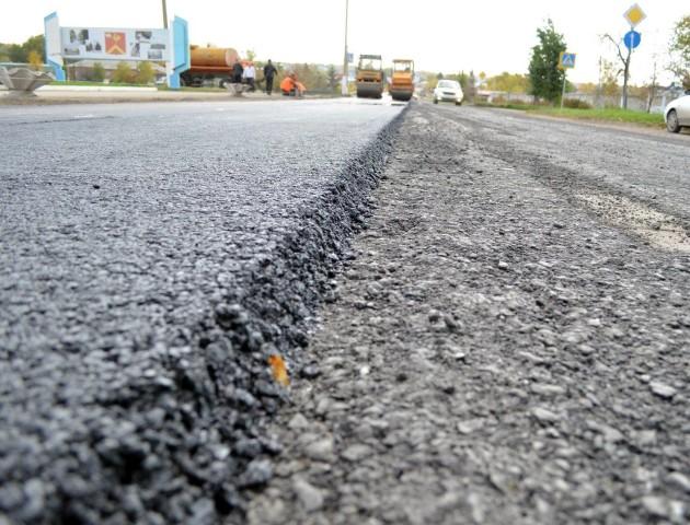 На Волині відремонтували майже 70 км місцевих доріг. ПЕРЕЛІК