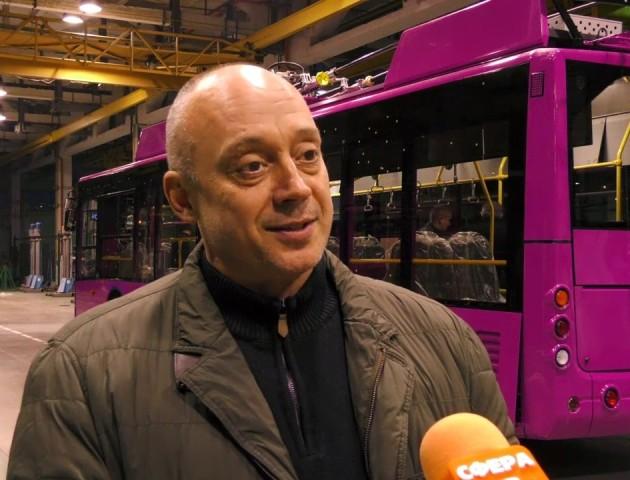 На луцькому заводі «Богдан» гостювали потенційні покупці продукції. ВІДЕО